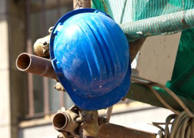 Bouquet de chantier Petit Mont-Riond