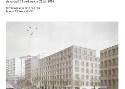 Exposition du concours «Lausanne: St-Martin»